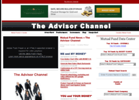 theadvisorchannel.ca