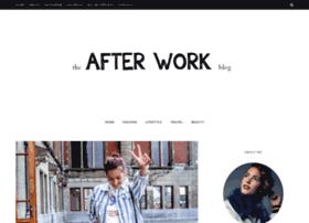 theafterworkblog.blogspot.be