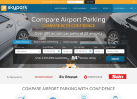 theairportparkingcompany.com
