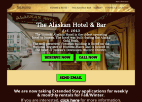 thealaskanhotel.com