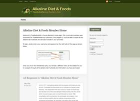 thealkalinefoods.net