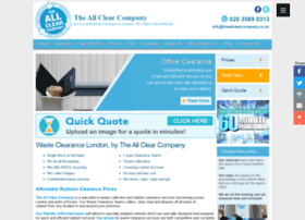 theallclearcompany.co.uk
