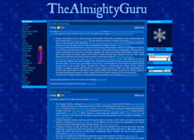 thealmightyguru.com