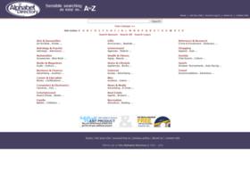 thealphabetdirectory.com