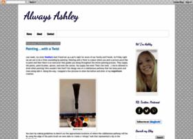 thealwaysashleyblog.com