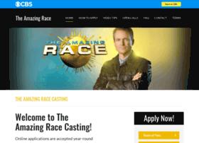 theamazingracecasting.com