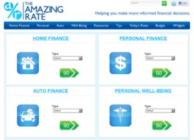 theamazingrate.com