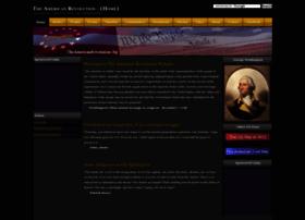 theamericanrevolution.org