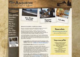 theandiron.com
