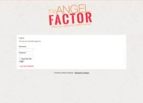 theangelfactor.com