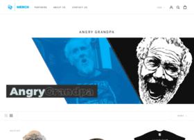 theangrygrandpa.com