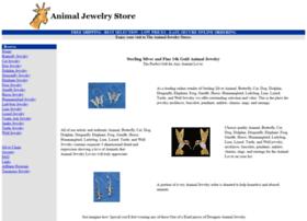 theanimaljewelrystore.com