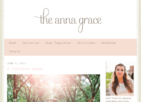 theannagrace.angiemakes.com
