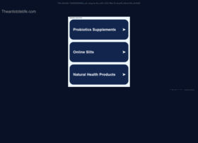 theantidotelife.com