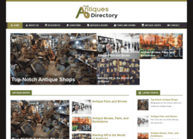 theantiquesdirectory.co.uk
