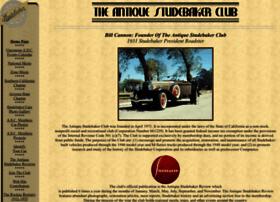 theantiquestudebakerclub.com