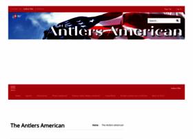 theantlersamerican.com