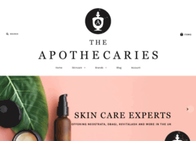 theapothecaries.com