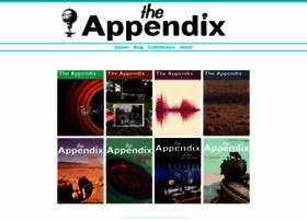 theappendix.net
