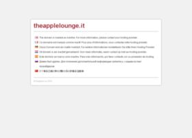 theapplelounge.it