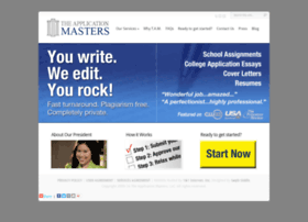 theapplicationmasters.com