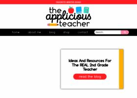 theappliciousteacher.com