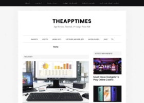 theapptimes.com