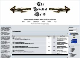 thearbalistguild.forumotion.com