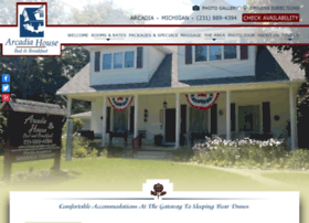 thearcadiahouse.com