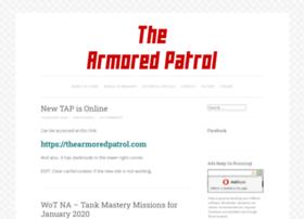thearmoredpatrol.wordpress.com
