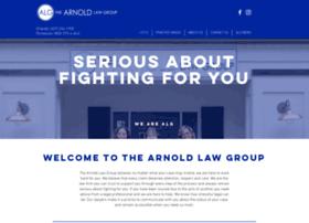 thearnoldlawgroup.com