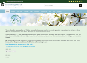 thearomatherapyshop.co.uk