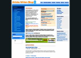 thearticleblogs.com