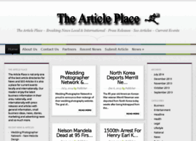 thearticleplace.com