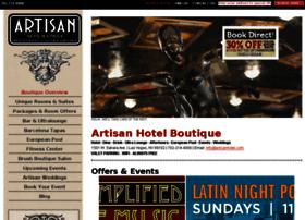 theartisanhotel.com