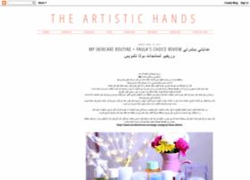 theartistichands.blogspot.com
