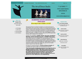 theartofdancestudio.ca