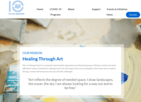 thearttherapyproject.org