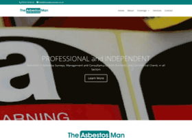 theasbestosman.co.uk