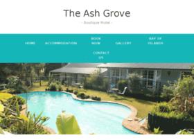 theashgrove.co.nz