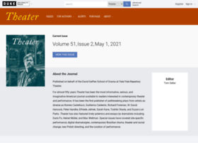 theater.dukejournals.org