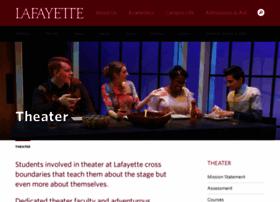theater.lafayette.edu