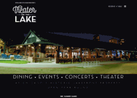 theateronthelake.com