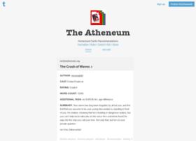 theatheneum.tumblr.com