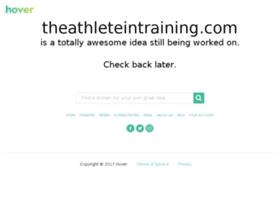 Theathleteintraining.com