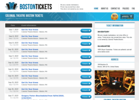 theatre-boston.com