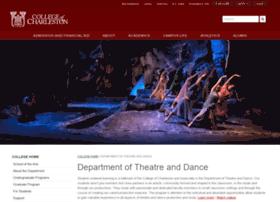 theatre.cofc.edu