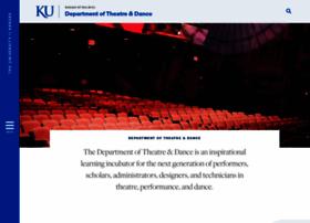 theatre.ku.edu