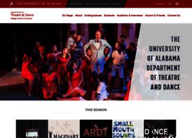 theatre.ua.edu