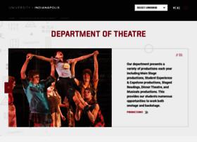 theatre.uindy.edu